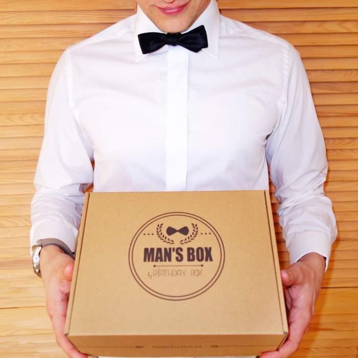 MAN'S BOX - edycja boxa dla...