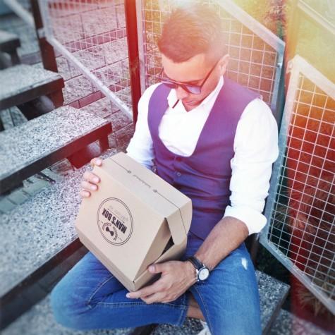 MAN'S BOX EXCLUSIVE - edycja boxa dla mężczyzn