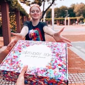 MY CHOICE BIRTHDAY BOX - wybierz zawartość!