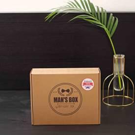 MAN'S BOX NA DZIEŃ OJCA - prezent dla taty