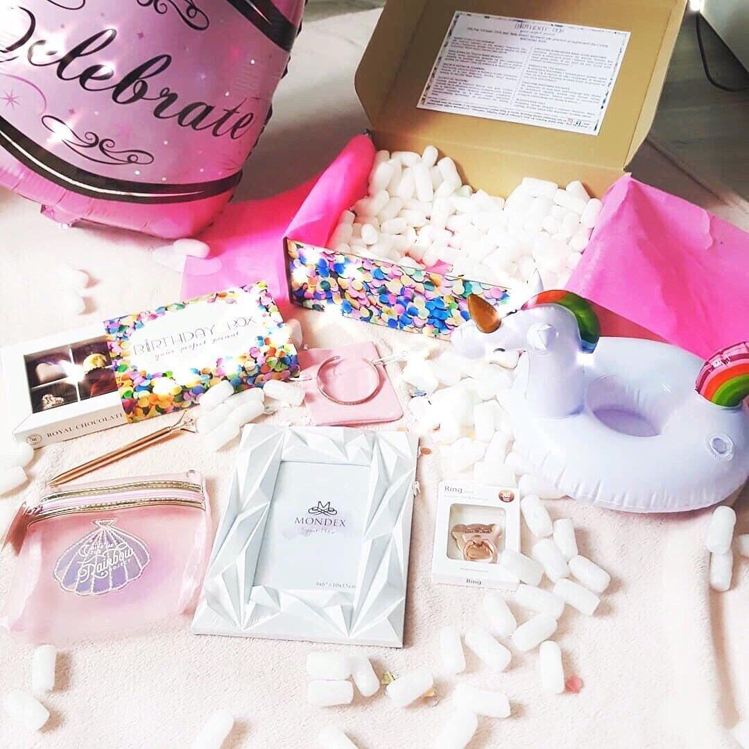 Skropak chrupki w Birthday Boxach