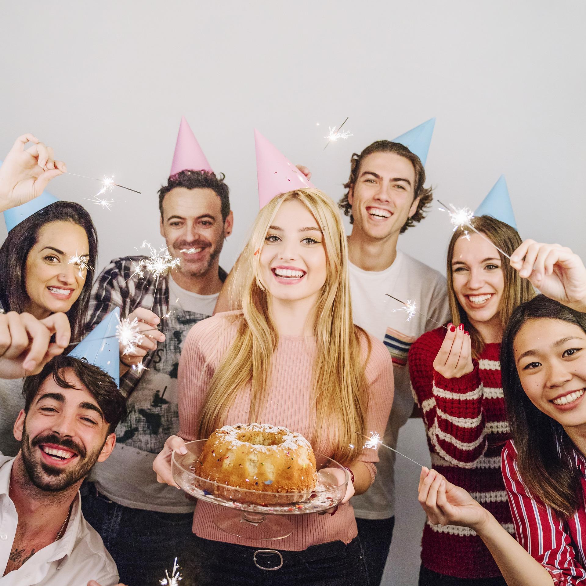 pomysł na urodzinowe przyjęcie