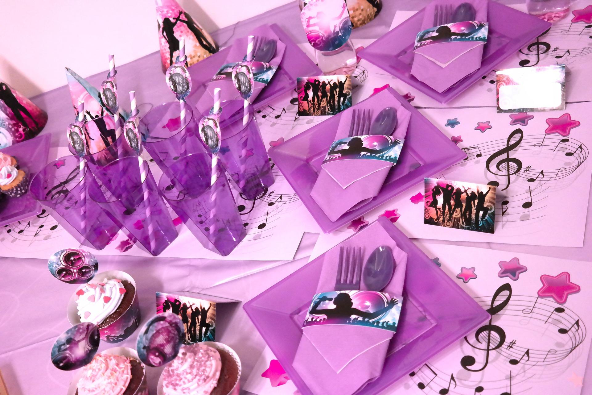 pomysły na urodzinową imprezę