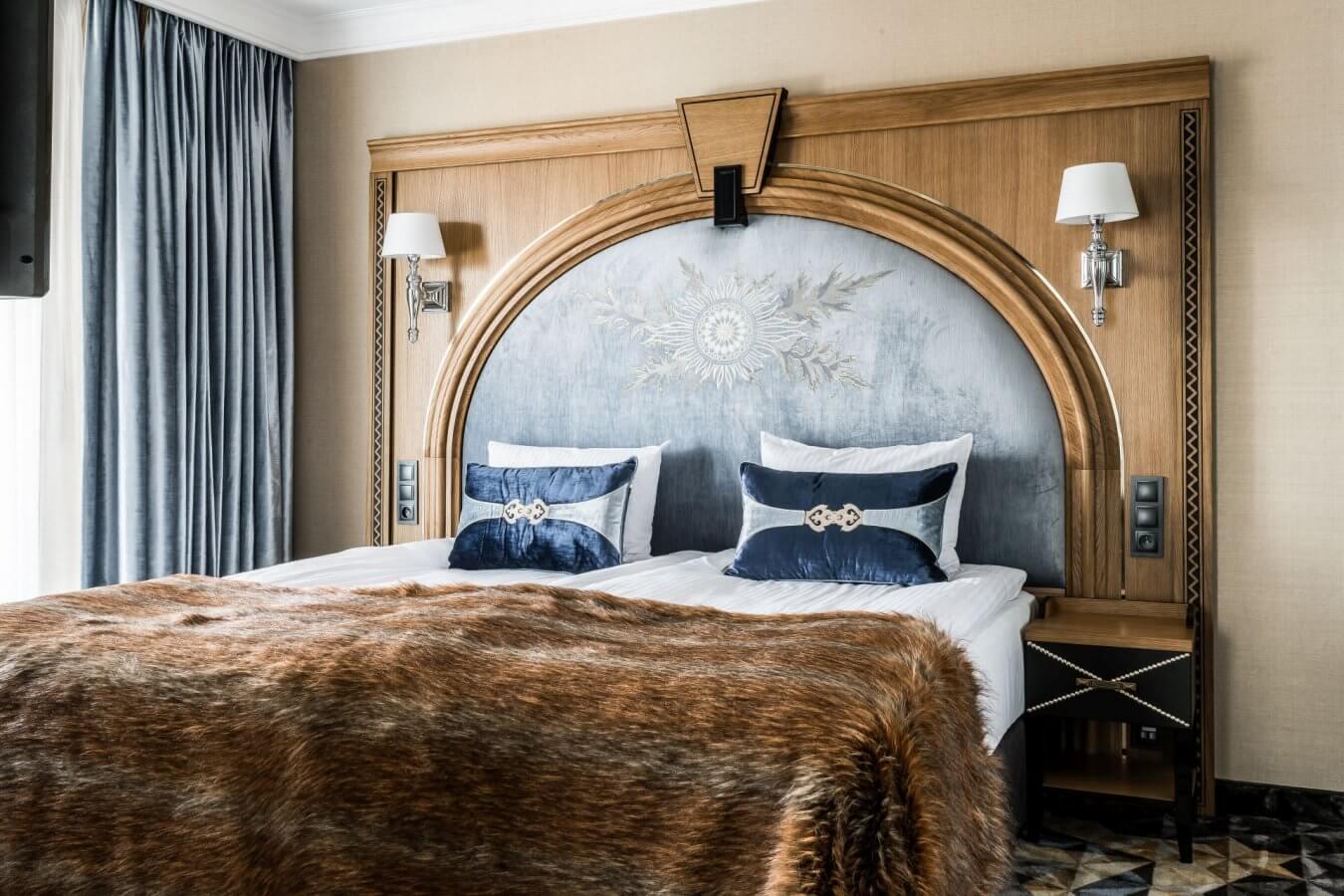 Hotel Bachleda Zakopane pokój
