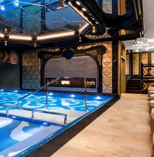 Hotel Bachleda Zakopane basen